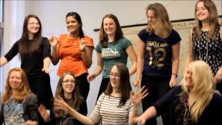 Repeat youtube video Skipton Girls' High School - Year 13 Leavers Video 2013