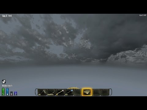7 Days To Die Alpha 12 - How to Fly Without Cheats - Part 1