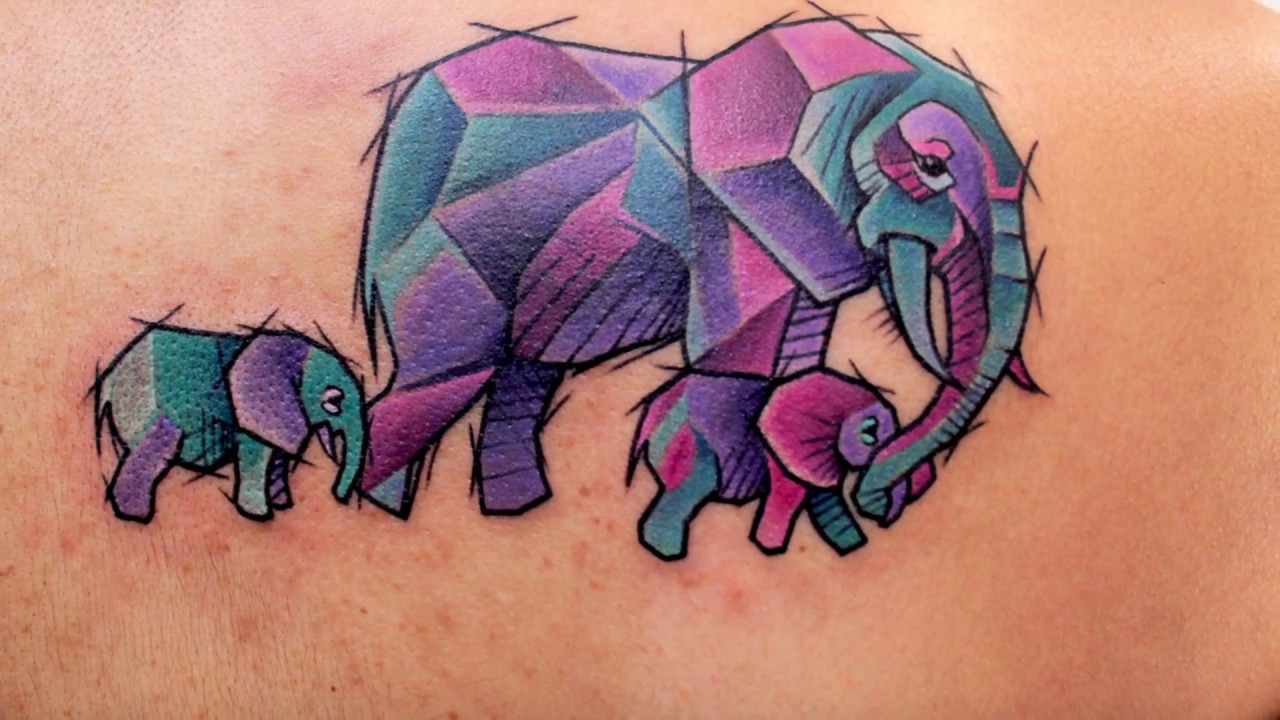 40 Increibles Tatuajes Sobre La Familia E Hijos Youtube