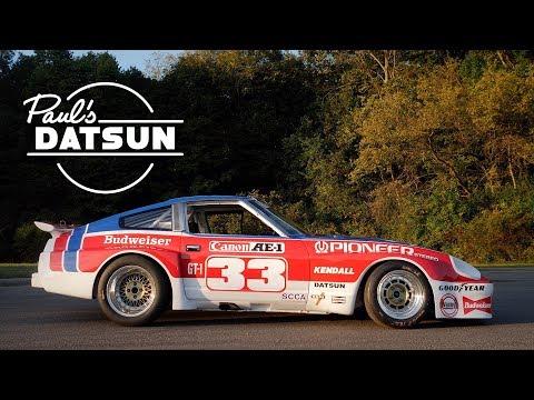 Paul Newman's Datsun 280ZX: An American Legend From Japan