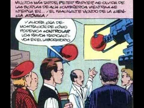 Spider-man (Amazing Fantasy 15) (1962) - El Origen del