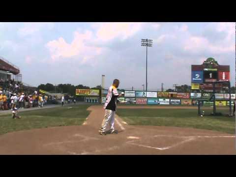 James Farrior Foundation Home Run Derby Nick Clary