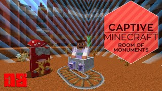 1000 Meter fahren! - Captive Minecraft II : #8