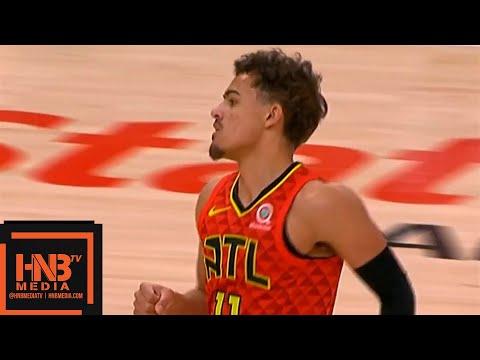 Atlanta Hawks vs New York Knicks 1st Qtr Highlights | 02/14/2019 NBA Season