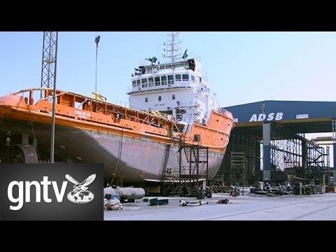 Abu Dhabi Ship Building enjoys growing success