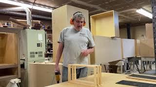 Assembling Wooden Frames