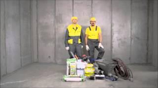 видео Рекомендации по штукатурке стен перед поклейкой обоев или покраской