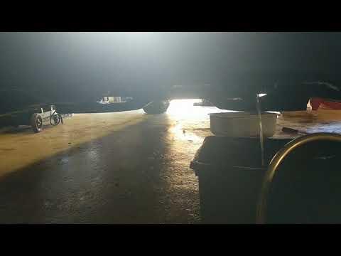 Alloytec sump oil pickup sludge clean
