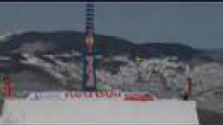 World Record QuarterPipe Jump - Simon Dumont goes HUGE