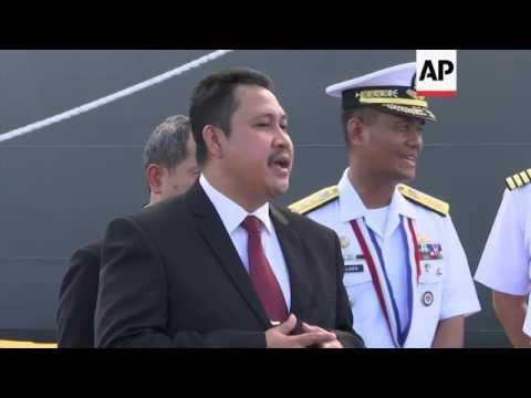 Philippine Navy continues modernisation program