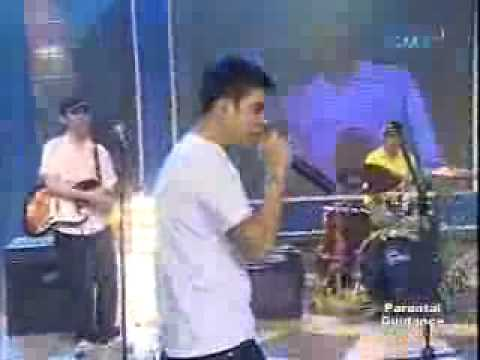 FRANCIS M's LAST LIVE PERFORMANCE with ELY BUENDIA in eat bulaga oct. 25 2008