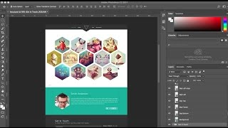How to convert your PSD Template into an Adobe Muse Website