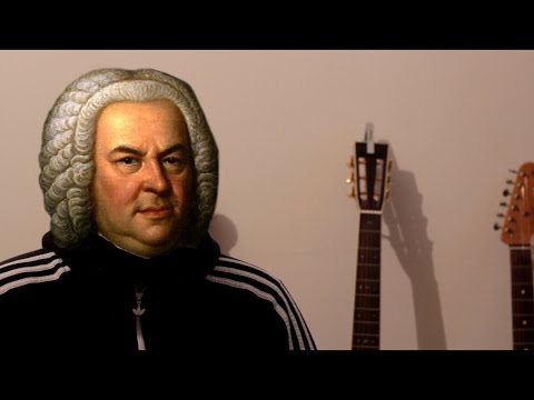 1 Reason Why J.S.Bach Was A BOSS