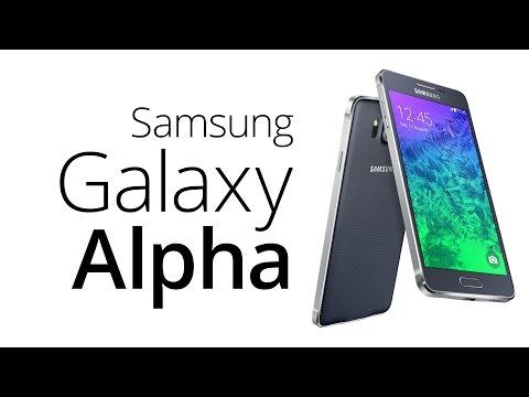 Samsung Galaxy Alpha (recenze)