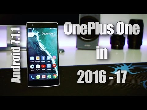 Revisiting OnePlus One in 2016-17