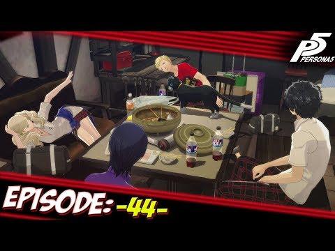 Persona 5 Playthrough Ep 44: Hot Pot Hangout!