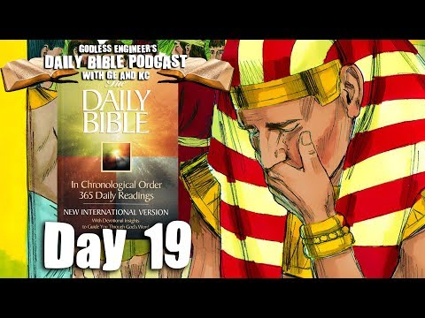 Joseph Punks His Brothers In Egypt || GE's Daily Bible Podcast, Day 19
