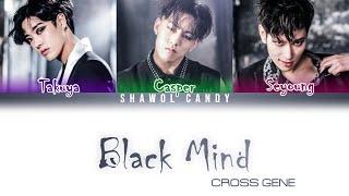 Cross Gene (크로스진) - Black Mind Lyrics (Color Coded Lyrics En…