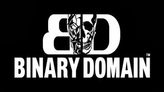 Binary Domain PC ( 2012 ) Gameplay Maxed out 1080p GTX 580