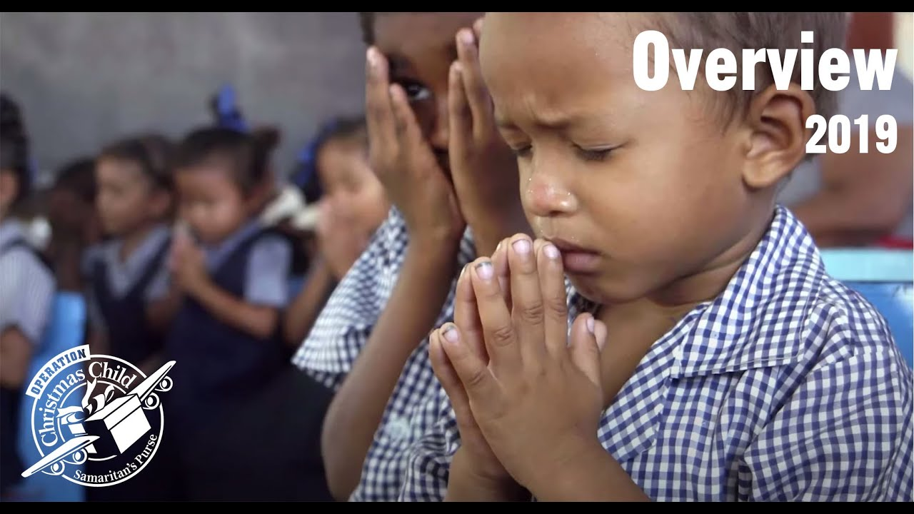 Christmas Child.Operation Christmas Child Overview 2019 3 Minutes