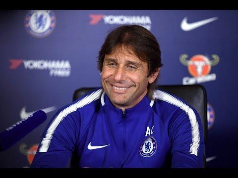 Antonio Conte Press Conference ahead of Man Utd clash