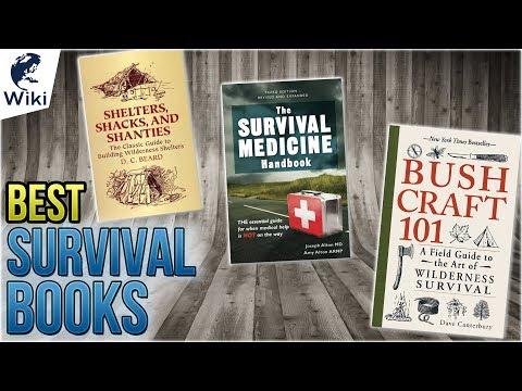 10 Best Survival Books 2018
