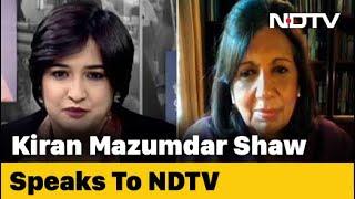 'Need Bold Regulatory Reforms': Kiran Mazumdar Shaw