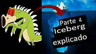 El iceberg de Cuphead Parte (4/5)