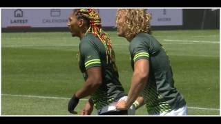 (HD) South Africa vs France | Quarterfinals | Cup | Wellington | Sevens Series | Full Match