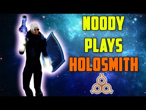 GW2 - Noody Plays Holosmith! Small Group Outnumbered WvW Fights!