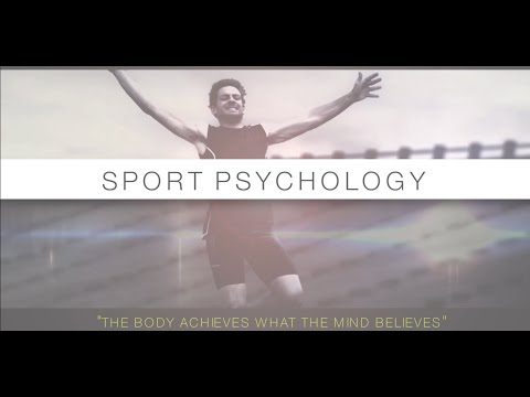 Sport Psychology: Overview & Introduction Physical Education