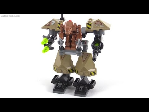 Lego Exo Force Sentry From 2006 Set 7711 Youtube