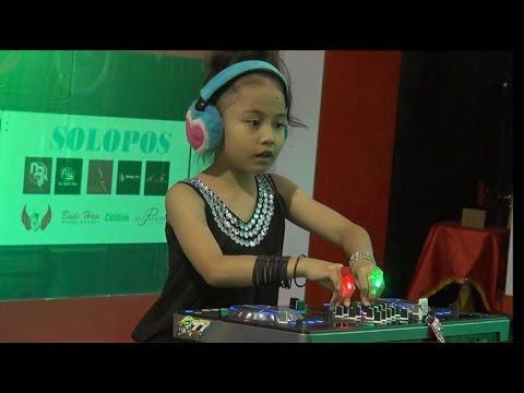 TEA DJ CILIK DARI SOLO