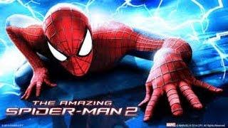 Мультик игра для детей человек паук Спайдермен спешит на помощь. Cartoons game Spiderman Super Hero