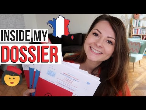 MY FRENCH NATIONALITY APPLICATION   See what's inside!
