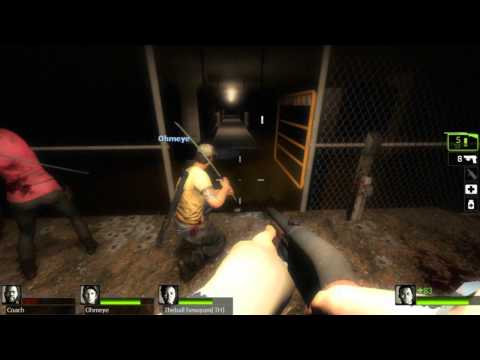 BNG:Left4Dead2 #THE PASSING Ft.Theball Hesoyam