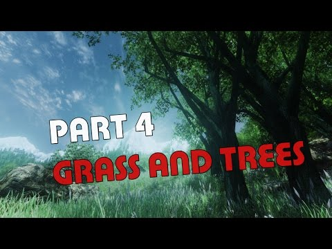 TES IV : Oblivion 2017 Ultimate Graphics Tutorial - Part 4: Trees and grass
