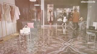 Marble-inspired Lifestyle Story 07 | Shopping time by Atlas Concorde