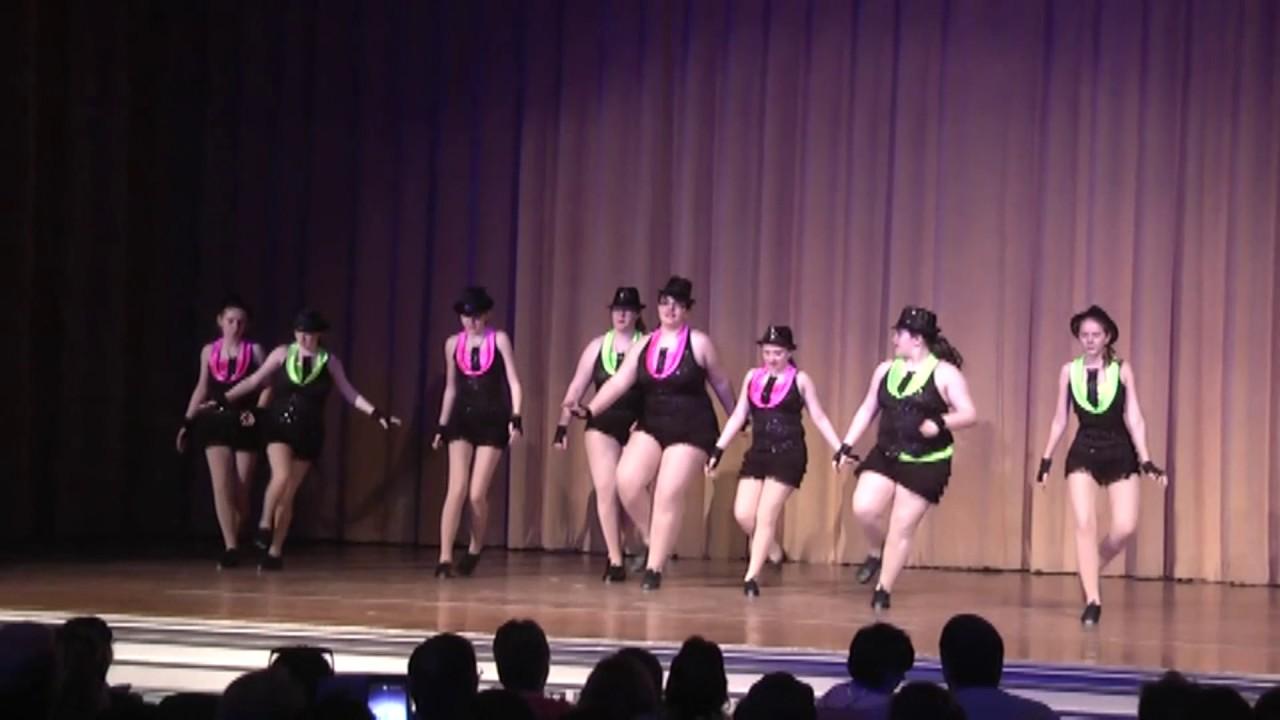 Tiffany Dance Studio part two  5-12-17