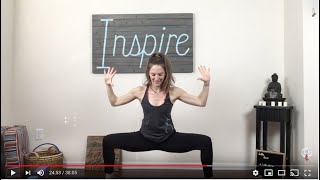 Yoga Class - Focus on Joy!