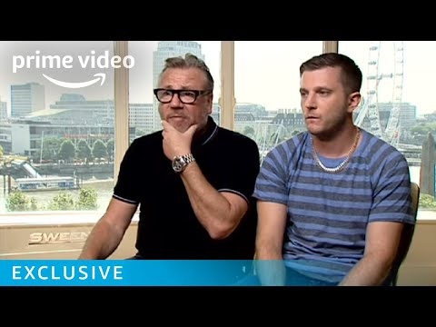 Ray Winstone and Ben Drew - The Sweeney Interview | Amazon Prime Video