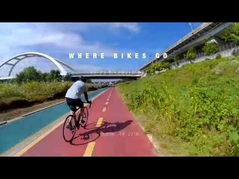 SLOW BIKE RIDE 11 - Seoul, Korea