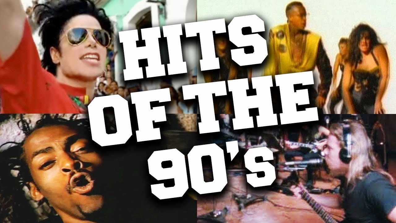 Top 100 Greatest 90s Music Hits