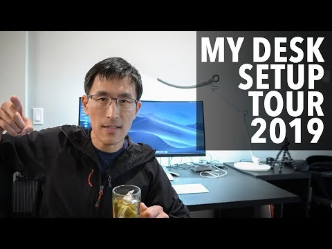 My Laptop Desk Setup Tour (Ex-Google, minimalist, practical workhorse)