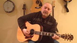How to Play To Love Somebody - BeeGees (cover) - Easy 5 Chord Tune
