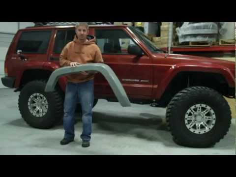 XJ Fender Flares - NAXJA Forums -::- North American XJ