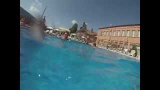 My Galaxy - S5 underwater - phone test - husa samsung