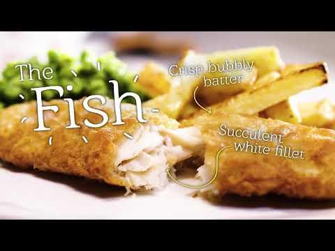 How To Make Proper British Fish And Chips