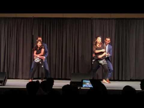 Nepalese Students' Association@UTA i-week 2017 MashUp Performance