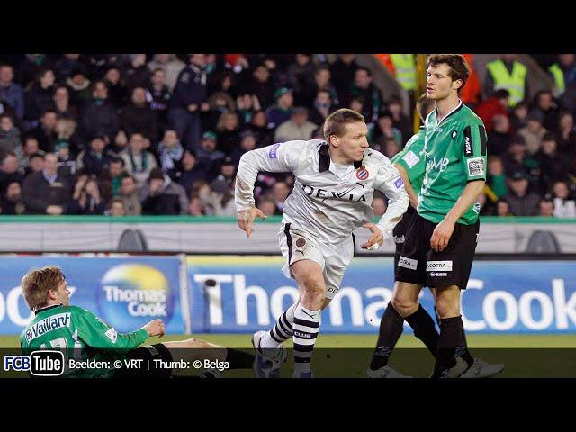 2008-2009 - Jupiler Pro League - 25. Cercle Brugge - Club Brugge 1-3